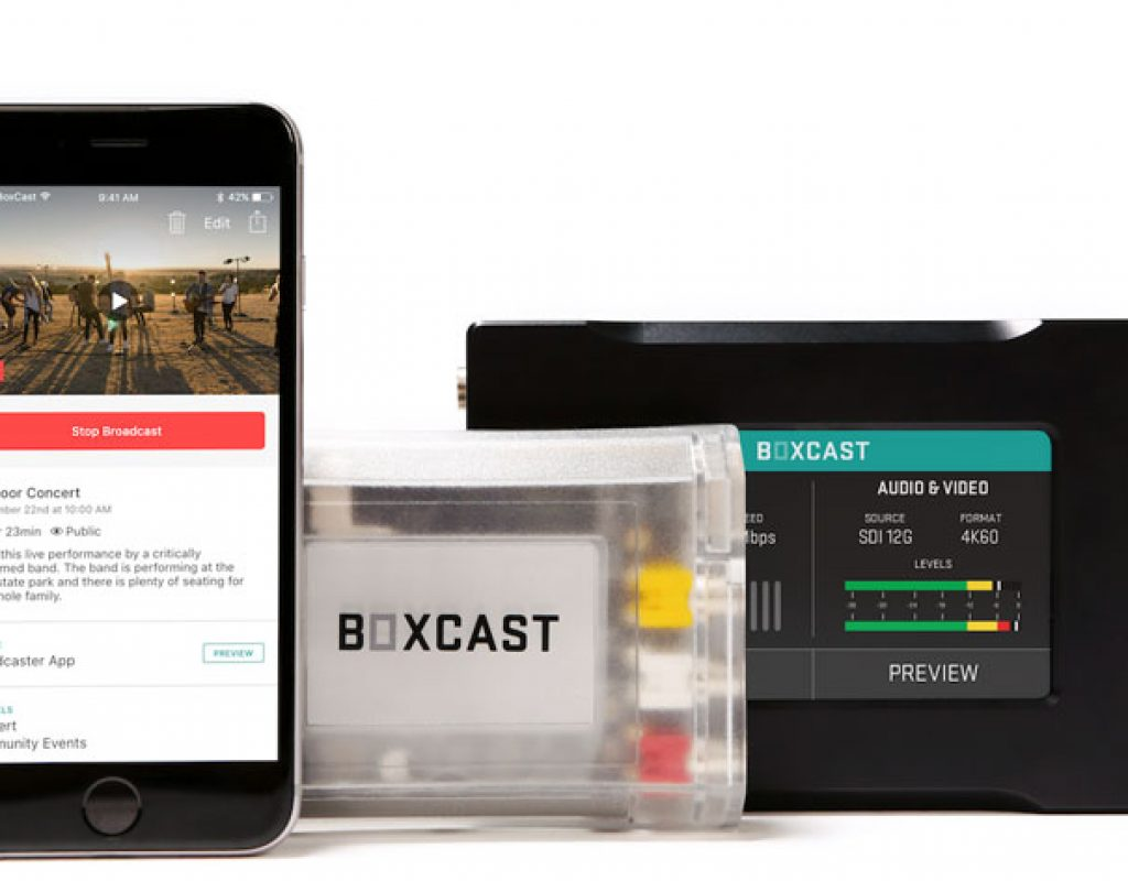 BoxCast teams up with Telestream for simple, high quality live broadcasts