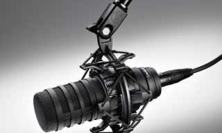 Review: Audio-Technica BP40 high-end dynamic studio microphone