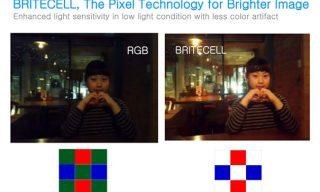 Britecell sensor lightens Samsung's photo ambitions