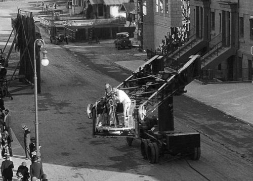Camera Cranes From the Beginning: 4