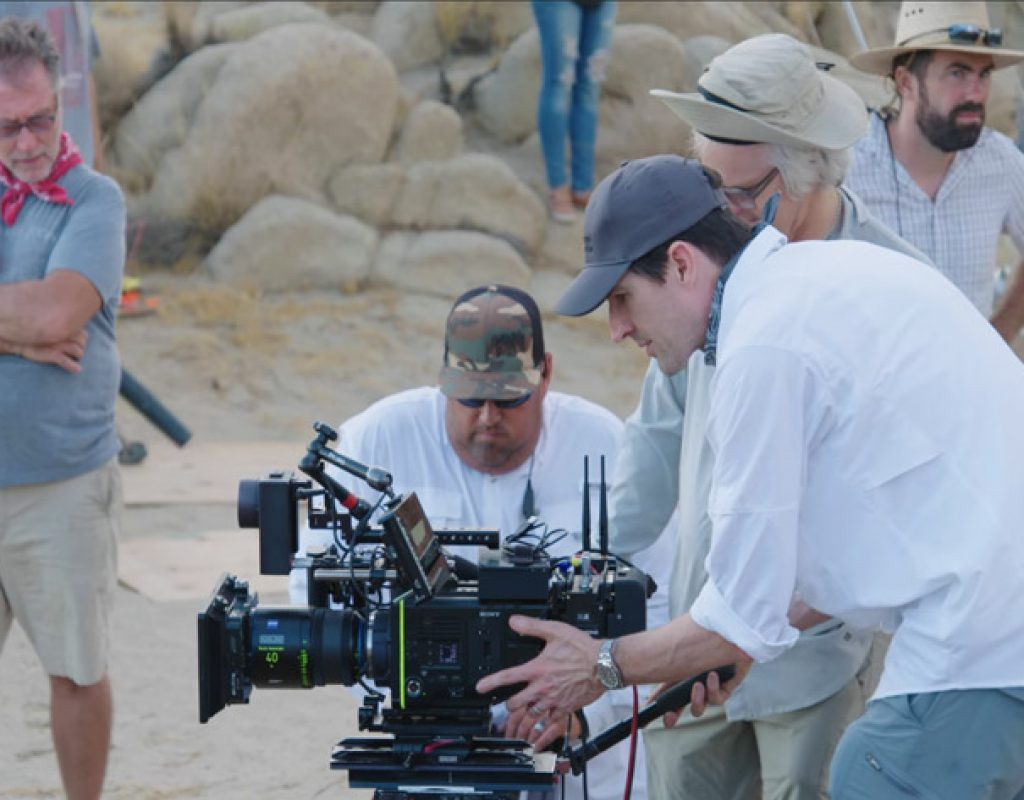 Behind the Scenes with Sony CineAlta VENICE