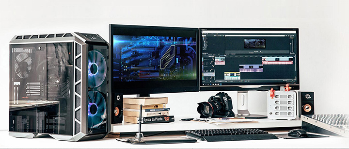 Building a 4K video editing PC for 2018