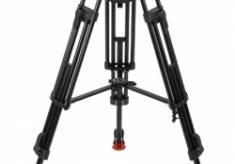 Sachtler Launches New 75mm Aluminum Tripod