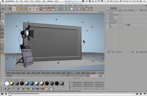 Cinema 4D Finally Brings 3D to Motion 1