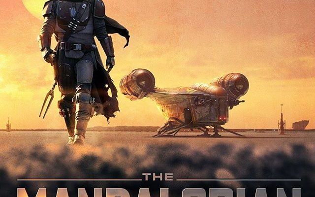 """Art of the cut podcast with the editing team behind """"the mandalorian"""""""