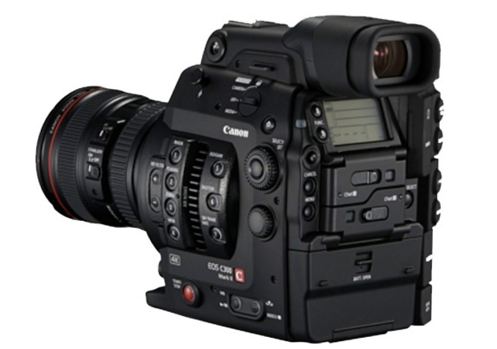 The EOS C300 Mark II Has Arrived 1