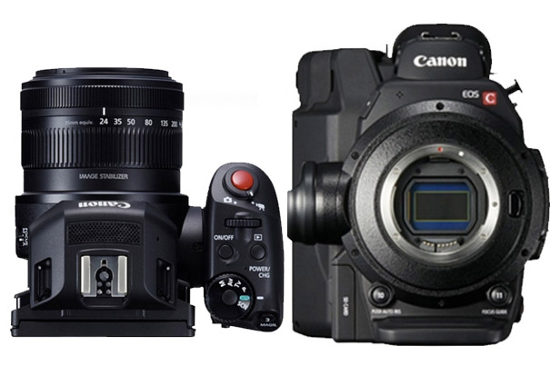EOS C300 Mark II and XC10 Capture Short Films by Jose