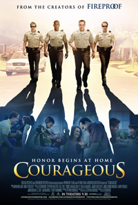 """The Editing of """"Courageous"""" Part One 1"""