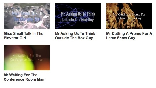 The other DAM TV jingles like Mr. Cutting A Promo For A Lame Show Guy 28