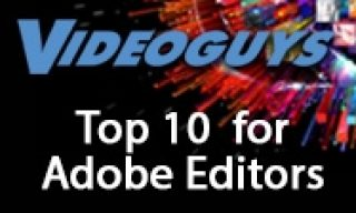 Top 10 Products for Adobe Editors