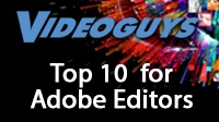Top 10 Products for Adobe Editors 3