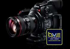 BVE 2015: Canon's 4K Future Starts in London