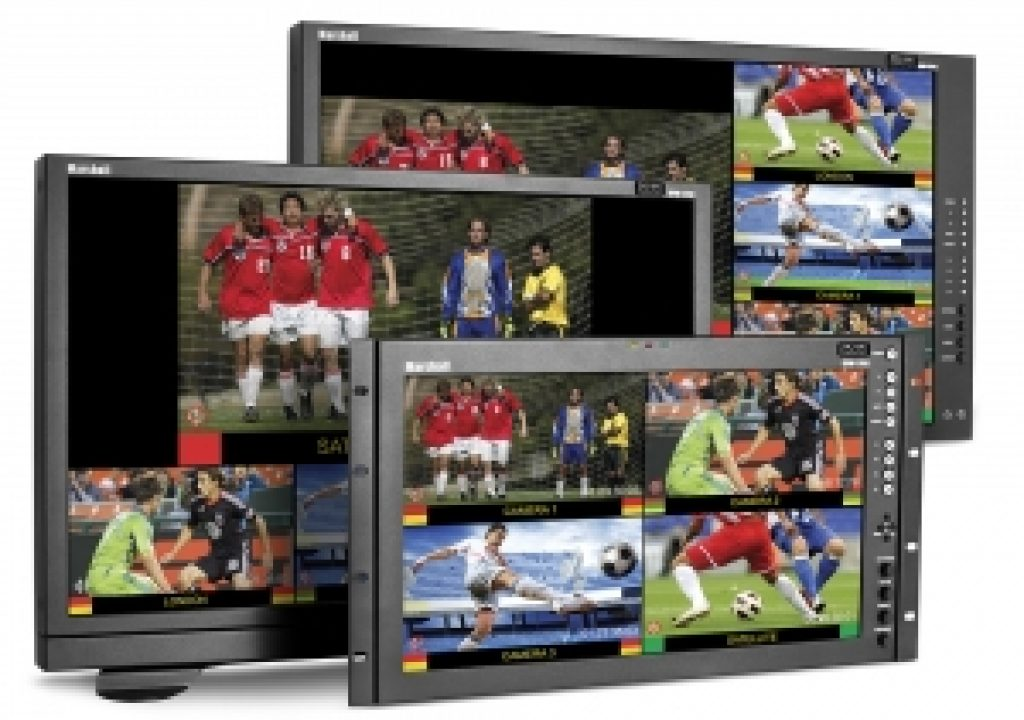 NAB 2014: Marshall Electronics Releases Line of 4K-Compatible Quad-Viewer Monitors 3