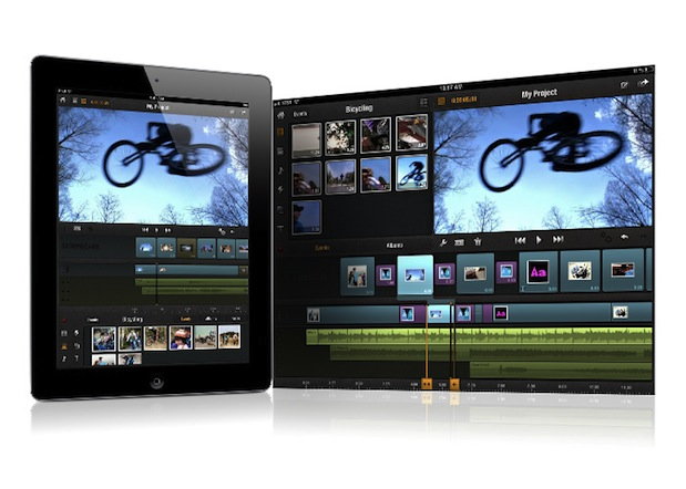 Avid now lets you edit video on your iPad for US$4.99. Should you? 1