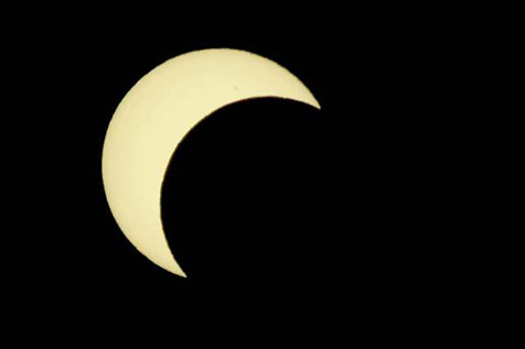 LIGHTING: Advanced Cucoloris Use Illustrated by a Solar Eclipse 13