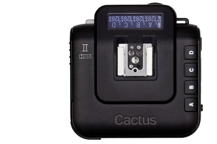 Cactus: a HSS cross-brand flash trigger