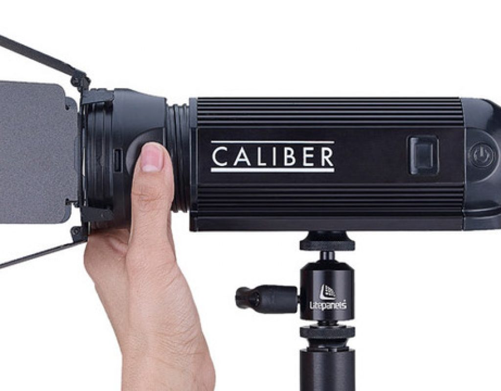 Exploring a Few Lighting Setups with the Litepanels Caliber 3-Light Kit 1