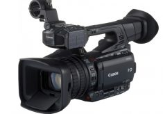 Free firmware upgrades for Canon XF205 and XF200 camcorders