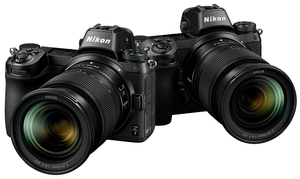 Nikon Z6 and Z7 Firmware adds Blackmagic RAW / ProRes RAW ISO/WB 3