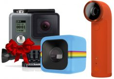 Entry Level Action Cams for Christmas