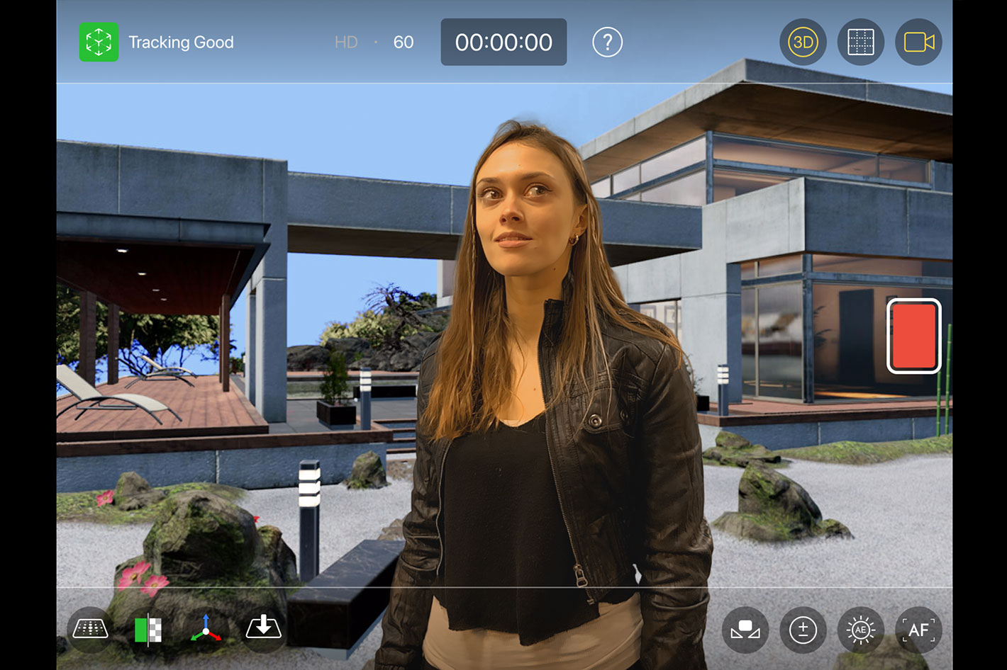 CamTrackAR v2.0: iOS Virtual Production app gets new features
