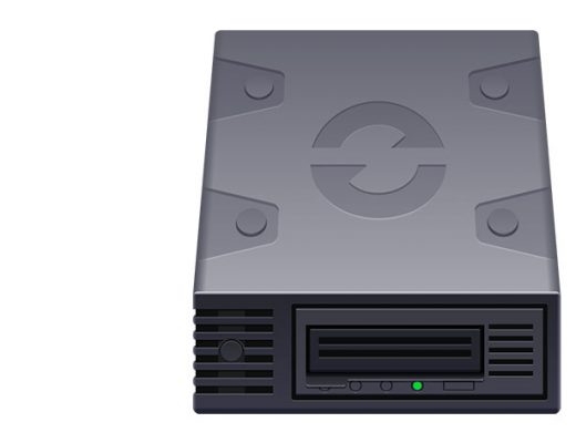 Canister: the lingua-franca of LTO tape-drive for macOS