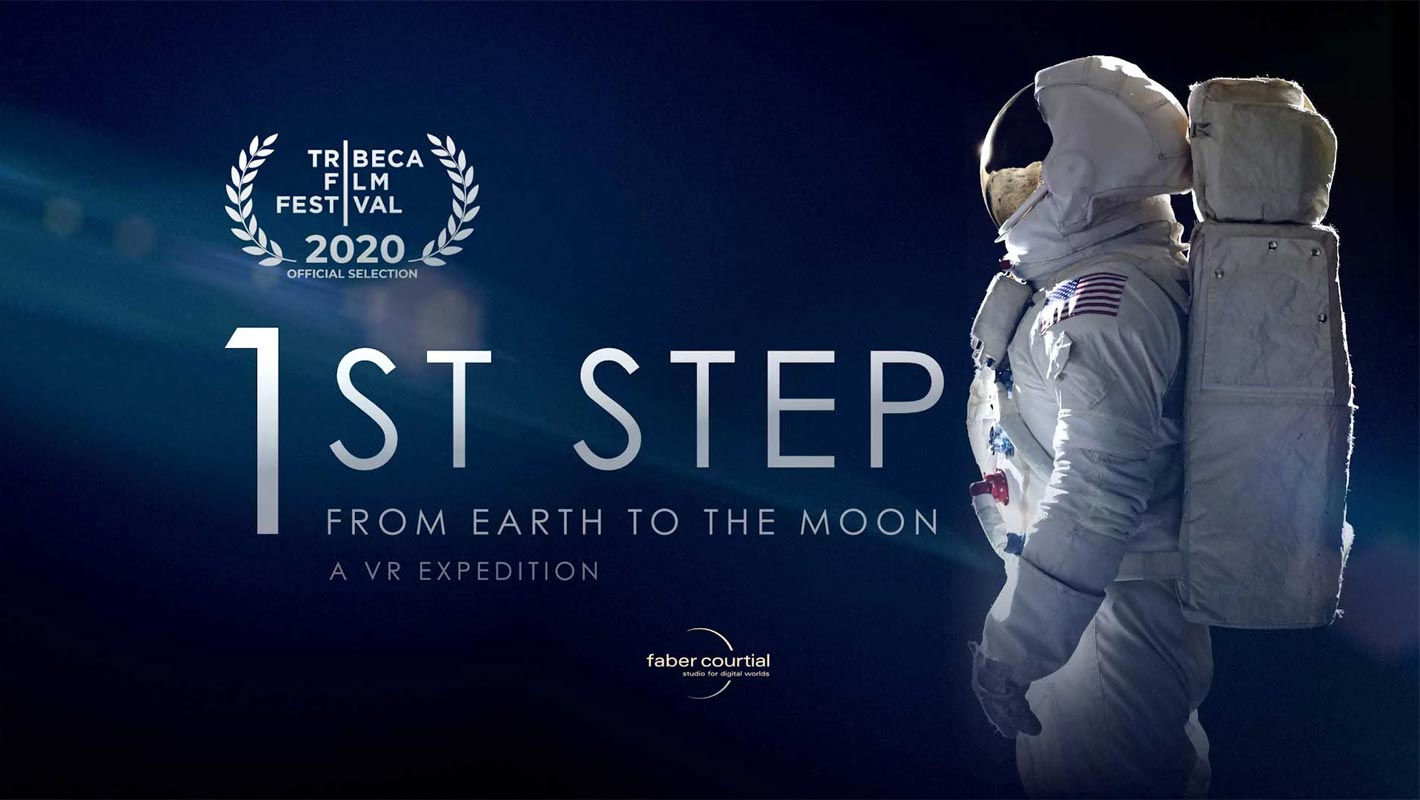 The Great C and First Step: VR winners in Cannes