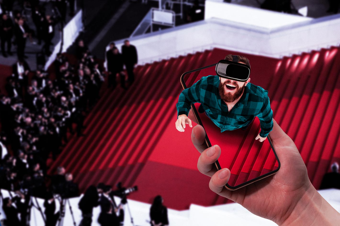 55 XR works presented at the first Cannes XR Virtual