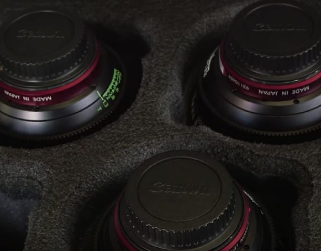 """How Canon's Cinema Prime and Cinema Zoom Lenses Provide the Ideal Look for """"Homeland"""" 3"""