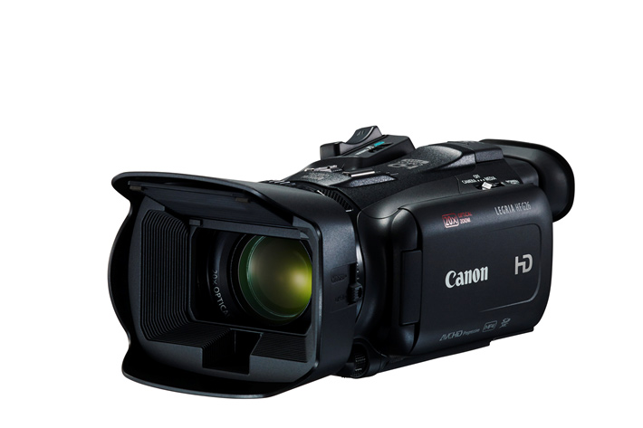 Canon LEGRIA HF G26: a Full HD camcorder