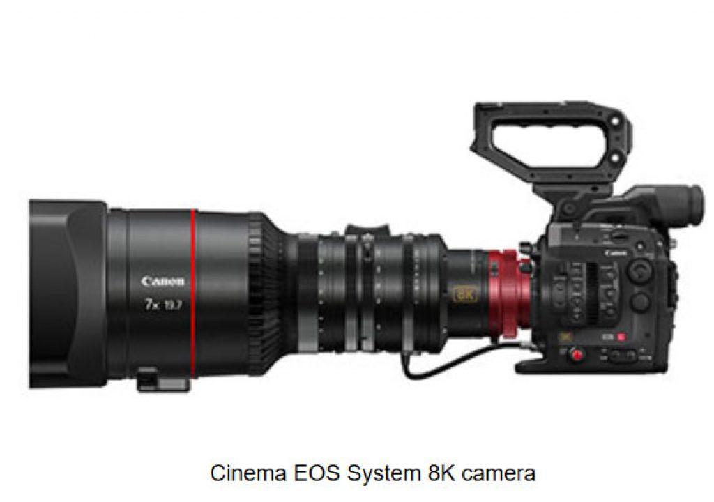 Canon: new 120MP DSLR and a Cinema 8K camera 1