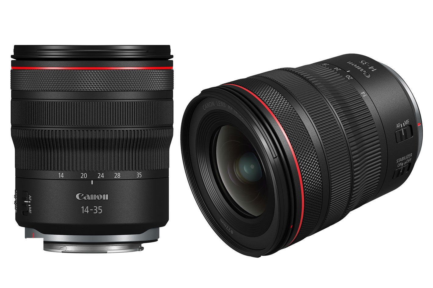 Canon RF14-35mm F4 L IS USM, a lens for all wide-angle needs