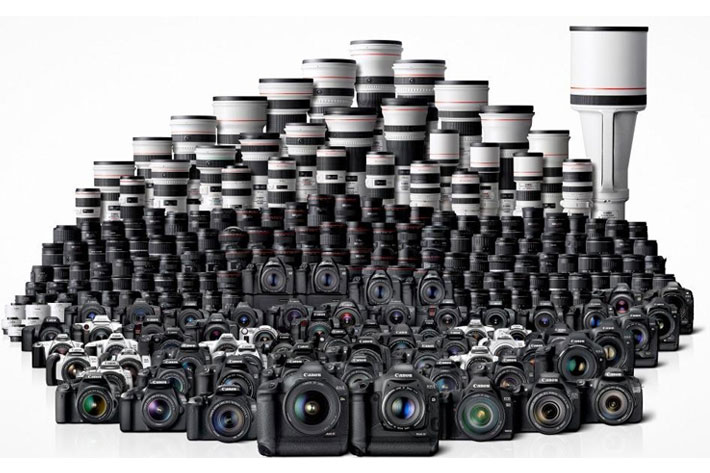 Canon celebrates 16 consecutive years leading the interchangeable-lens market 3