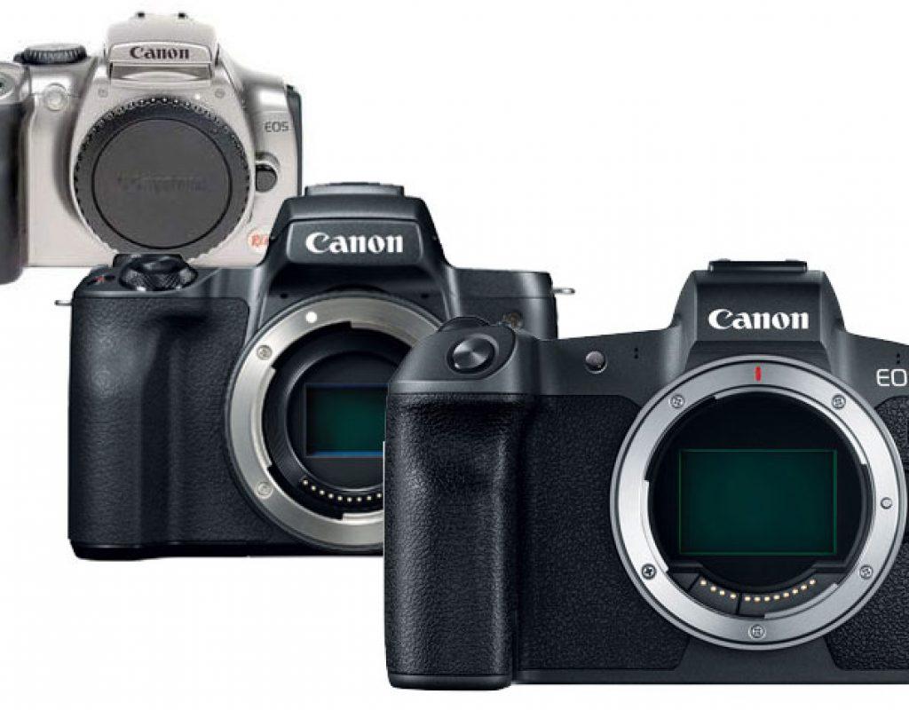 Canon celebrates 16 years leading the market, according to a company's survey