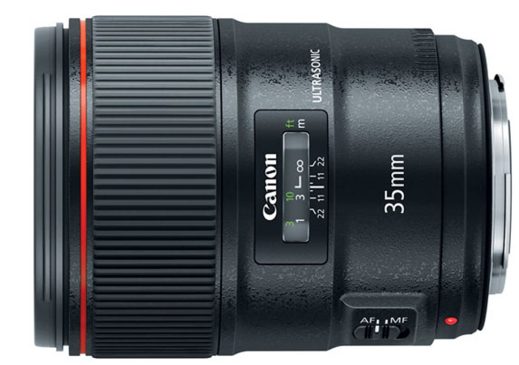 A reportage lens with revolutionary technology 1