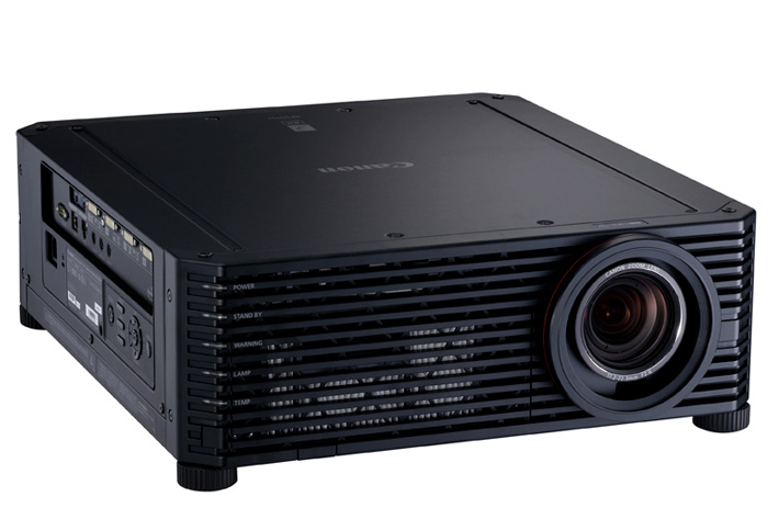 Canon: new 4K projector exceeds DCI standard