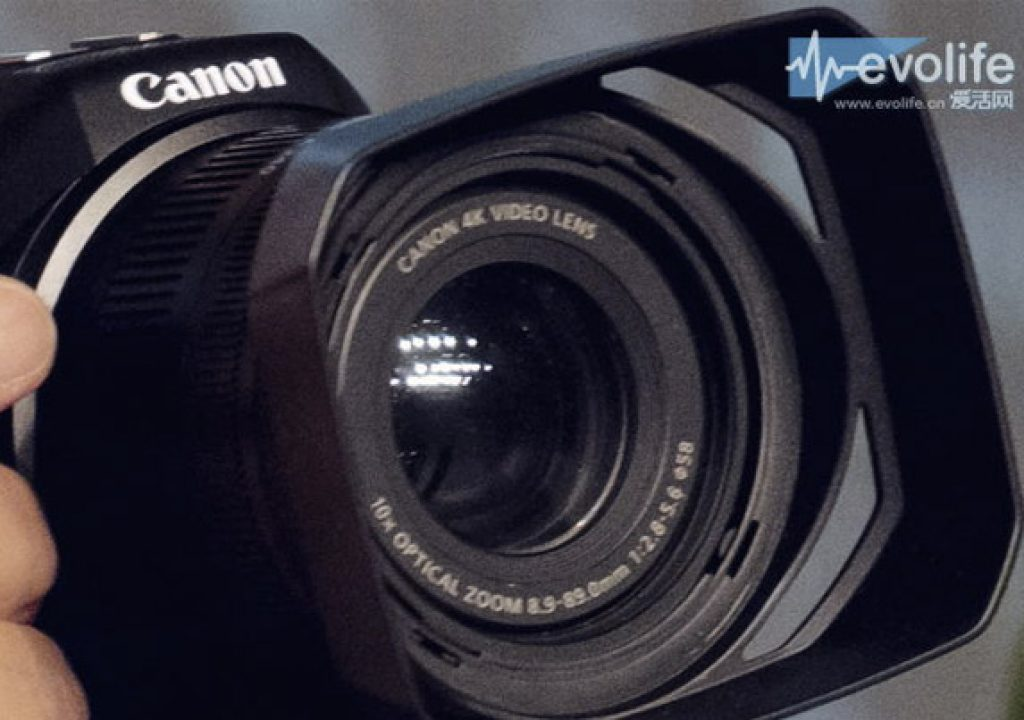 Canon: 4K Camera Appears in China 1