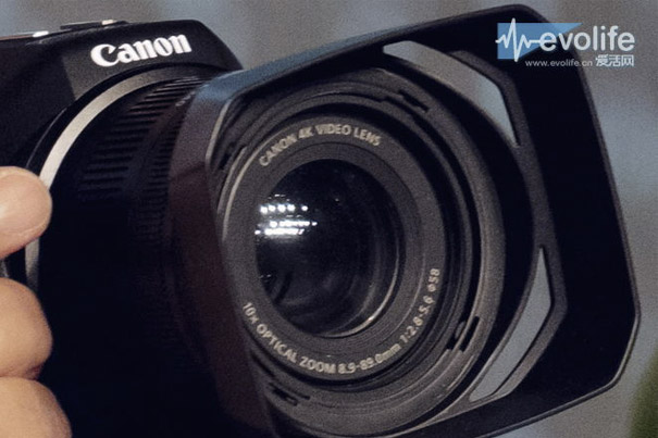 Canon: 4K Camera Appears in China 2