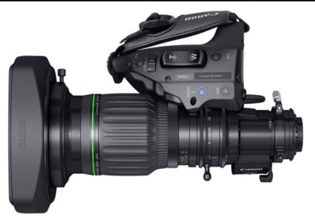 """Canon's new 4K lenses for 2/3"""" cameras 1"""