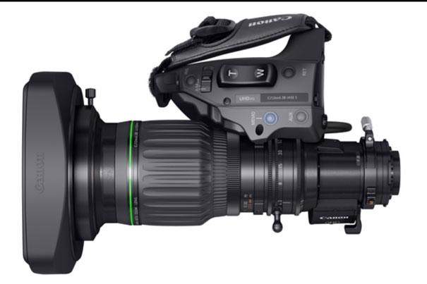 """Canon's new 4K lenses for 2/3"""" cameras 6"""
