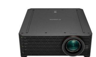 Canon develops lightweight 4K projector