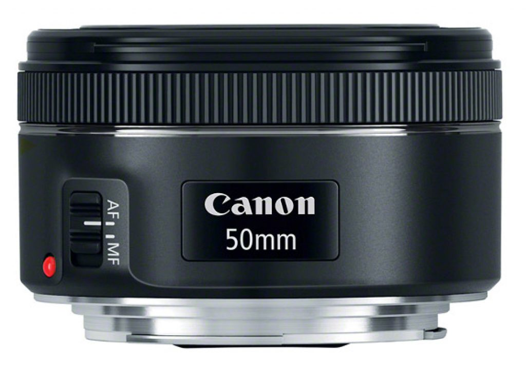 Canon EF 50mm f/1.8 STM: The New Nifty Fifty 1