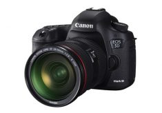 Canon unleashes the EOS 5D Mark III