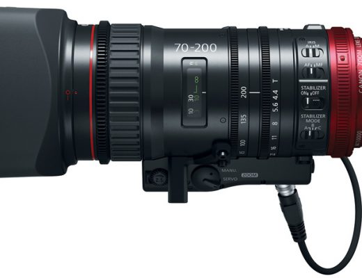 Canon's new 70-200mm for Cinema