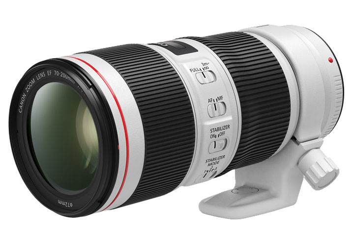 Canon renews its L-series 70-200mm lenses