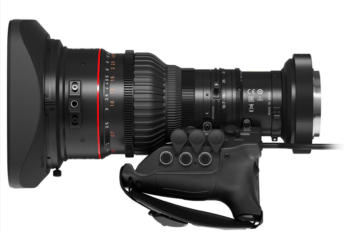 Canon's first 8K broadcast zoom lenses for 1.25-inch sensor cameras 2