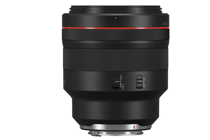 Canon RF 85mm F1.2 L USM: old classic prime becomes new classic prime 7