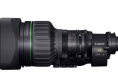"Canon unveils a 2/3"" portable zoom lens for 4K broadcast cameras"