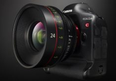 """Canon's """"Touch and Try"""" at IBC2014"""