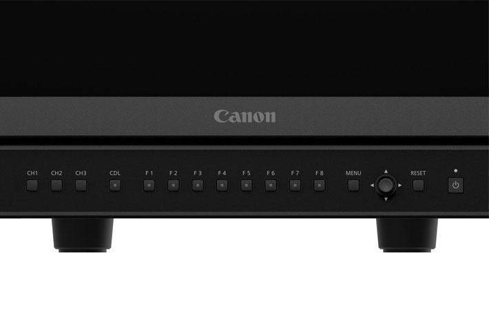Canon DP-V3120: new 4K HDR display has cutting-edge backlight system 5
